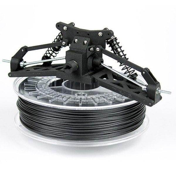 ColorFabb XT with 20% Carbon Fiber Black 750gr 2.85mm